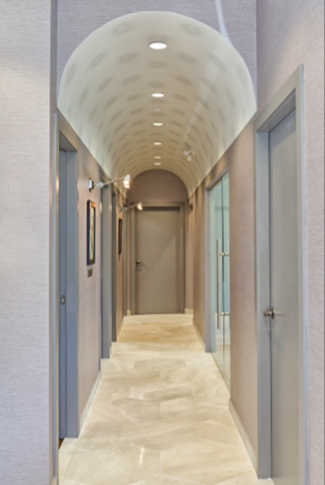 Atomic Electrical Solutions - interior hallway